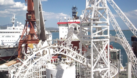 Atalanti Cable Laying Machines & Equipment